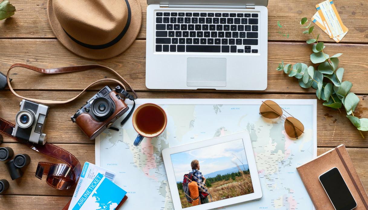 organizzazione viaggio