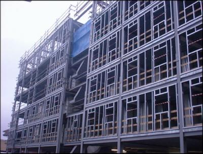 Steel Frame System