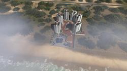 Crucita Del Mar - Aerial View
