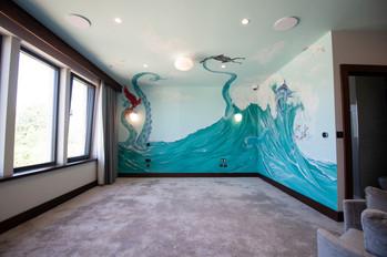 pirate ocean theme room cheshire