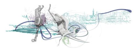 Original Egret design