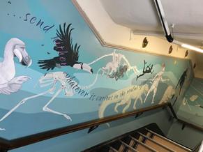 Warrington Museum Mural