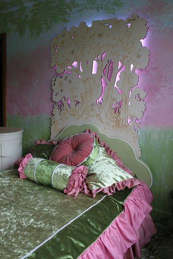 Woodland Theme Bedroom & Furniture