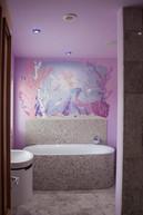 Mermaid Mural Room View