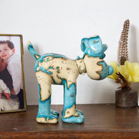 Newfoundland Figurine