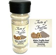 White Truffle Dust   White Truffle Powder Seasoning Wt. 2.47oz (70g)