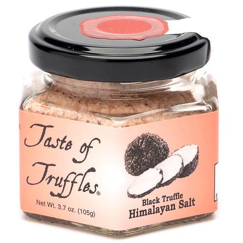 Black Truffle Himalayan Pink Salt 14%  - 3.5 oz (105g)