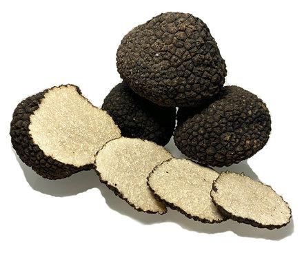 Summer Black Truffles (Tuber Aestivum) 8 oz