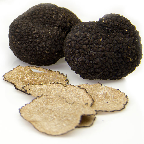 Summer Black Truffles (Tuber Aestivum) 16 oz