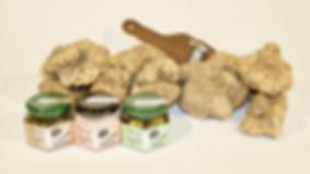 Taste of Truffles | White Truffles