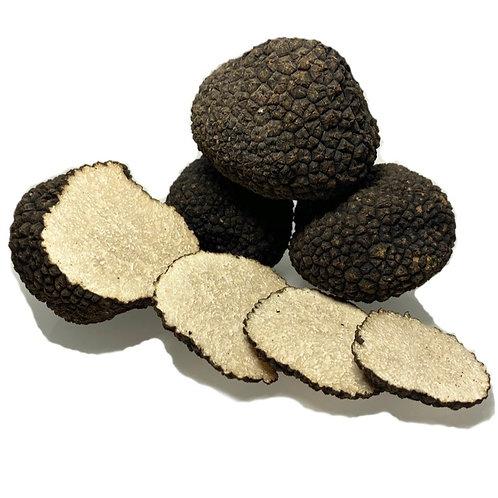 Summer Black Truffles (Tuber Aestivum) 2 oz