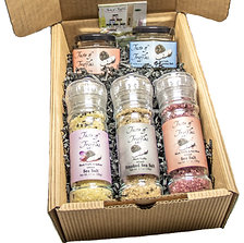 Black Truffle Salt Chef's Gourmet Collection