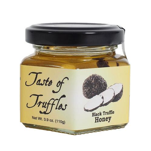 Black Truffle Honey (Polyfloral Honey) - 3.9 oz