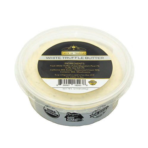 White Truffle Butter 6.5 oz