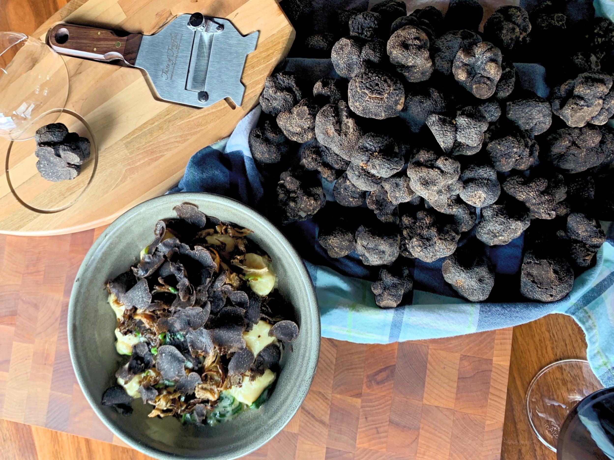 Winter Black Truffle Périgord