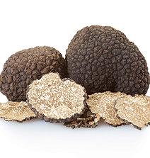 Fresh Burgundy Black Truffle (Tuber Uncinatum) 4 oz