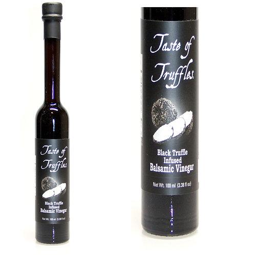 Black Truffle Balsamic Vinegar  3.38 oz/100ml