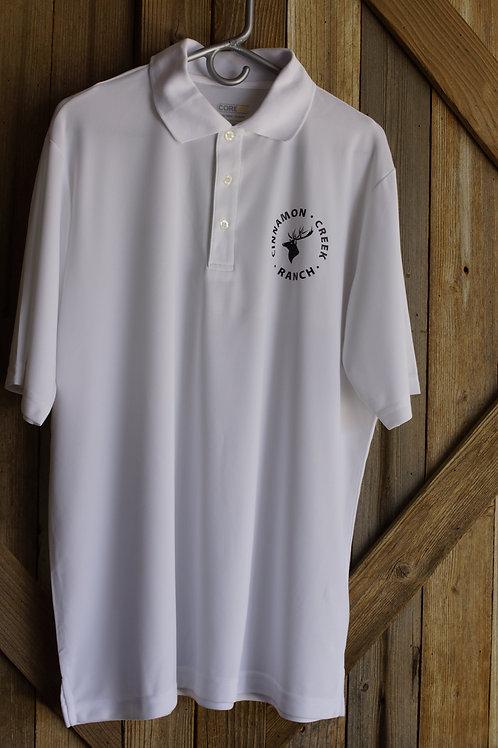 Cinnamon Creek Ranch Polo Shirt