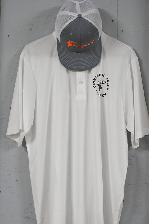 Cinnamon Creek Ranch Polo Shirt