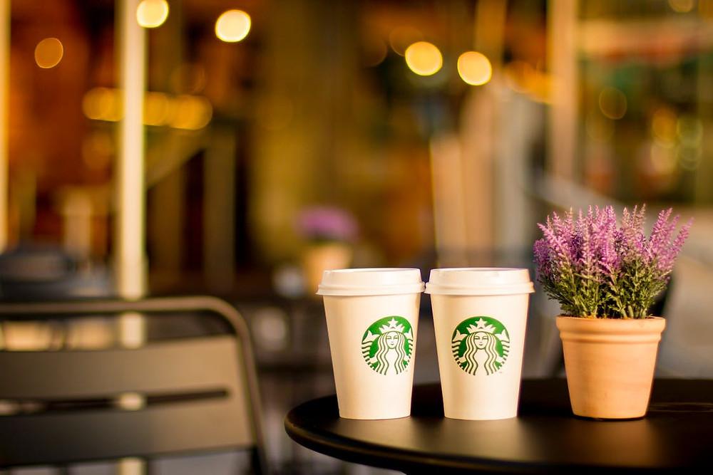 Starbuck Coffee Brand