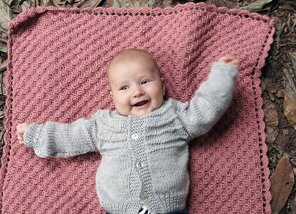 Squared Pattern Blanket