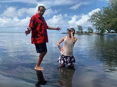 beach magic show tahiti magie en polynés