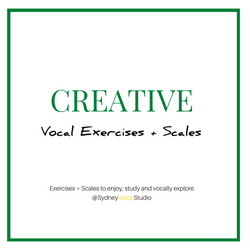 Creative (Level 4 + Musicianship Extension)