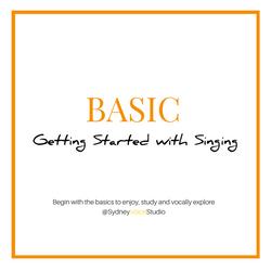 Basic (Start Here!)