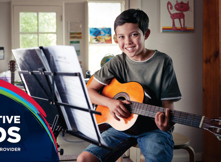 The NSW Creative Kids Program & $100 Creative Kids Voucher