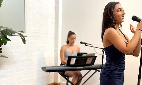 Singer Sydney Singing Lessons