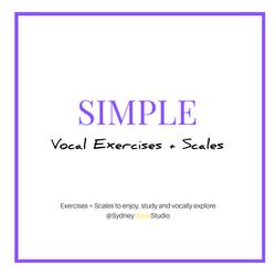 Simple (Level 1 + Warm-ups)