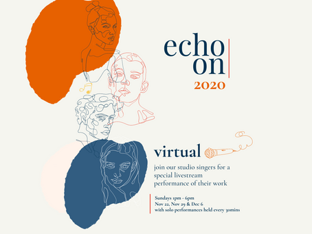 Echo On 2020: Virtual