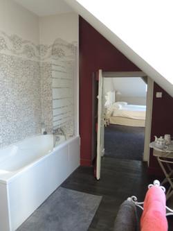 salle de bains chambre Graslin