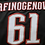 Thumbnail: Maxim Afinogenov Pro Player Authentic Buffalo Sabres Jersey