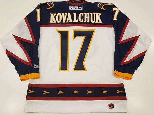Ilya Kovalchuk Atlanta Thrashers CCM Jersey