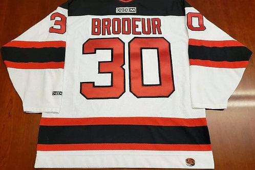 Marty Brodeur CCM New Jersey Devils Jersey