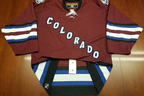 Koho Authentic Colorado Avalanche Jersey