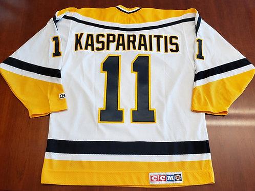 Darius Kasparaitis CCM Pittsburgh Penguins Jersey