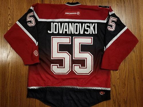 Ed Jovanovski CCM Vancouver Canucks Jersey