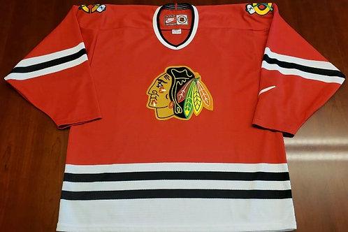 Chicago Blackhawks Nike Jersey