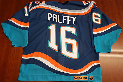 Ziggy Palffy NY Islanders CCM Authentic Jersey