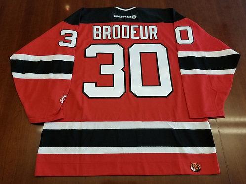 Marty Brodeur Koho New Jersey Devils Jersey