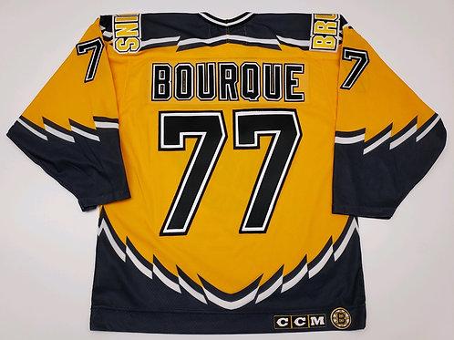Ray Bourque Boston Bruins CCM Pooh Bear Jersey