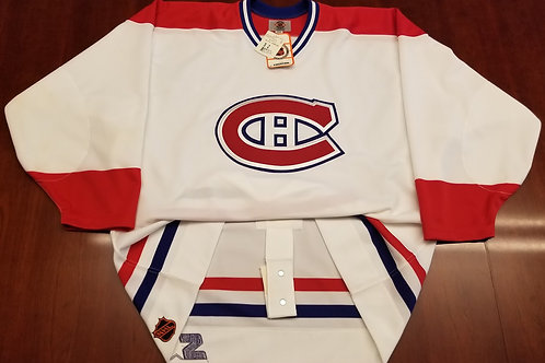 Montreal Canadiens Starter Authentic Jersey