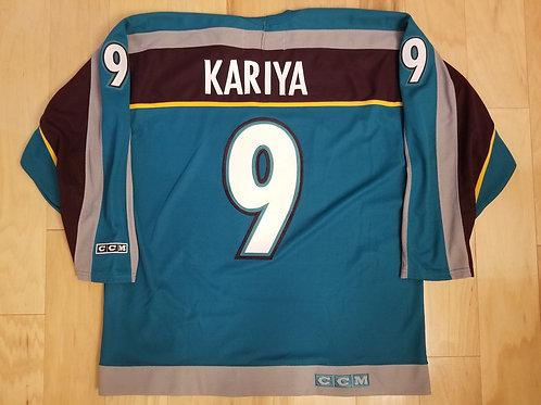 Paul Kariya CCM Anaheim Mighty Ducks Jersey