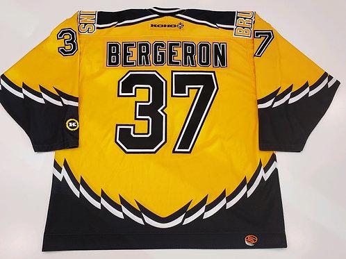 Patrice Bergeron Boston Bruins Koho Poho Bear Jersey