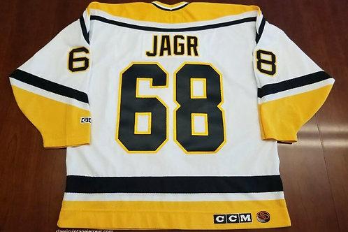 Jaromir Jagr CCM Pittsburgh Penguins Jersey