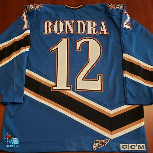 Peter Bondra CCM Washington Capitals Jersey