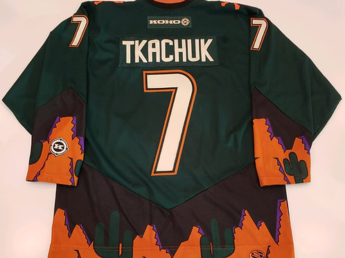 Keith Tkachuk Koho Phoenix Coyotes Jersey