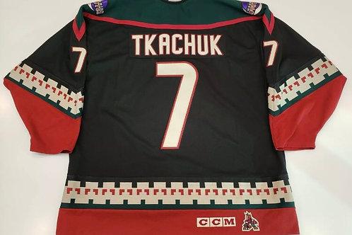 Keith Tkachuk CCM Phoenix Coyotes Jersey